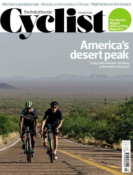 Cyclist July 17, 2019 00:00
