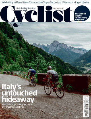 Cyclist Issue 96