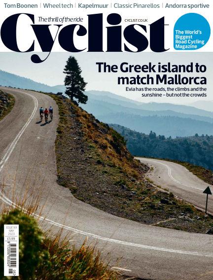 Cyclist March 25, 2020 00:00