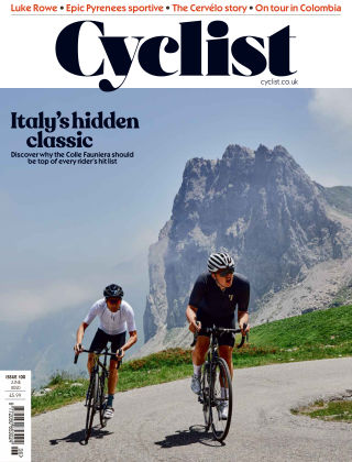 Cyclist Issue 100