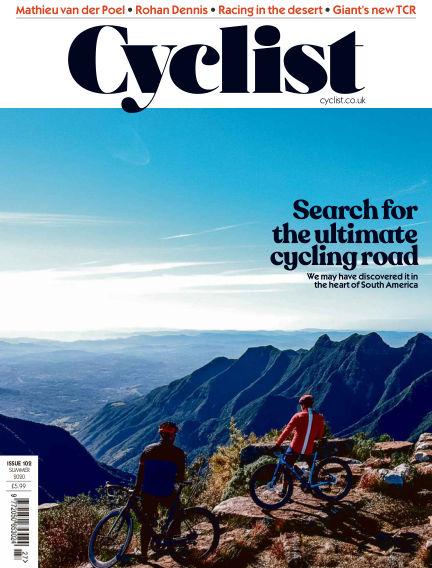 Cyclist June 17, 2020 00:00
