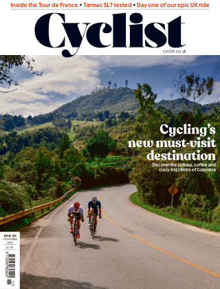Cyclist Issue 106
