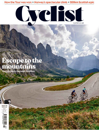 Cyclist Issue 109