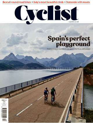 Cyclist Issue 111