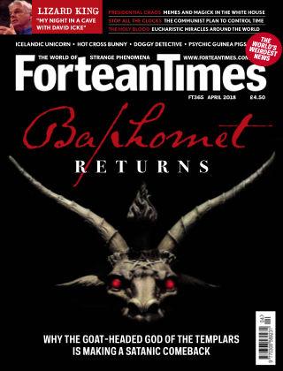 Fortean Times April 2018