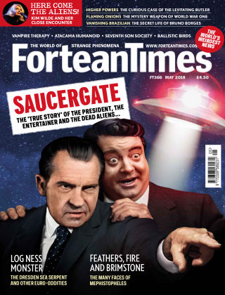 Fortean Times May 2018