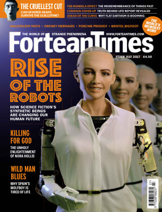 Fortean Times July 2018