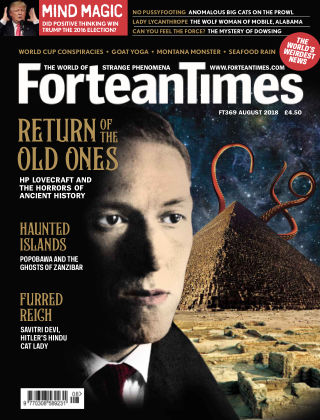 Fortean Times August 2018