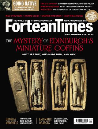 Fortean Times September 2018