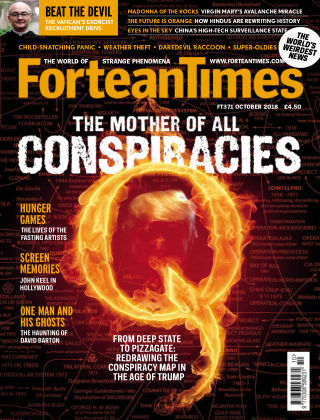 Fortean Times Oct 18