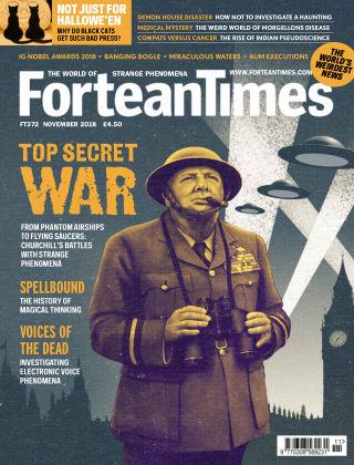 Fortean Times Nov 18