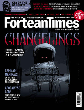 Fortean Times Issue 373