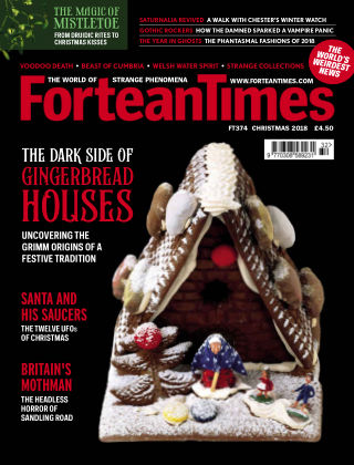 Fortean Times Issue 374