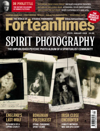 Fortean Times Issue 375