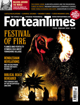 Fortean Times Issue 376