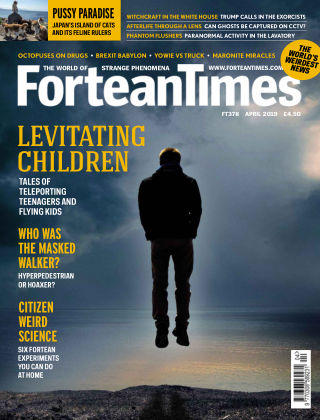 Fortean Times Issue 378
