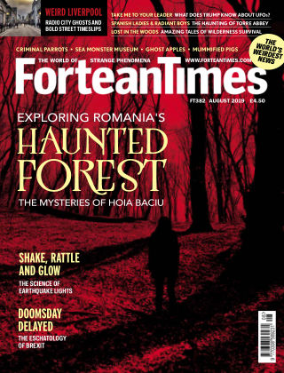 Fortean Times Issue 382