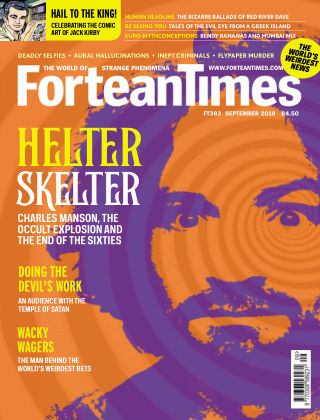 Fortean Times Issue 383