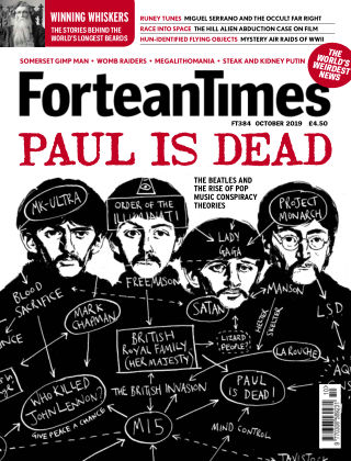 Fortean Times Issue 384