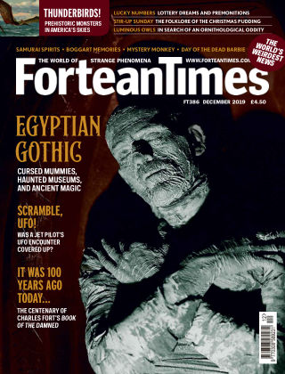 Fortean Times Issue 386