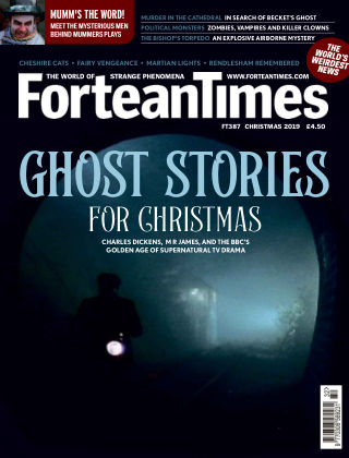 Fortean Times Issue 387