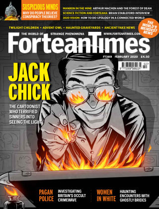 Fortean Times Issue 389