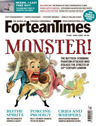 Fortean Times Issue 391