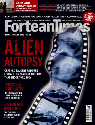 Fortean Times Issue 395