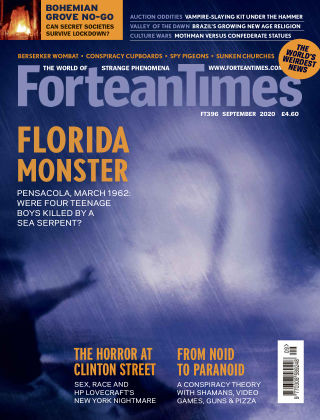 Fortean Times Issue 396