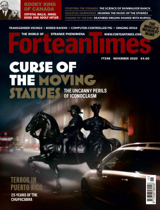 Fortean Times Issue 398
