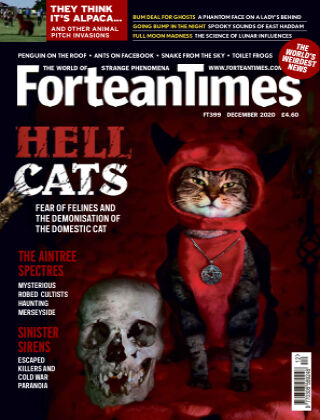 Fortean Times Issue 399