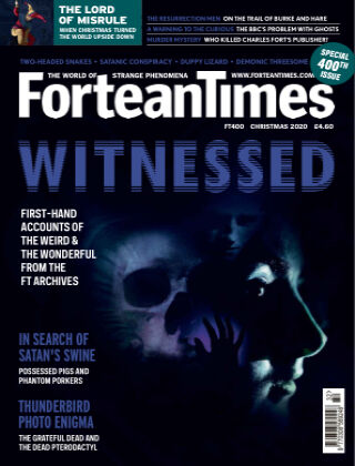 Fortean Times Issue 400