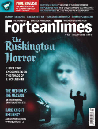 Fortean Times Issue 401