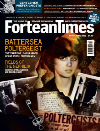 Fortean Times Issue 404