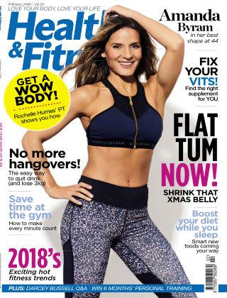 Health & Fitness Feb 18