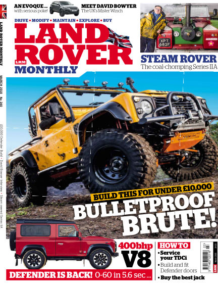 Land Rover Monthly February 07, 2018 00:00