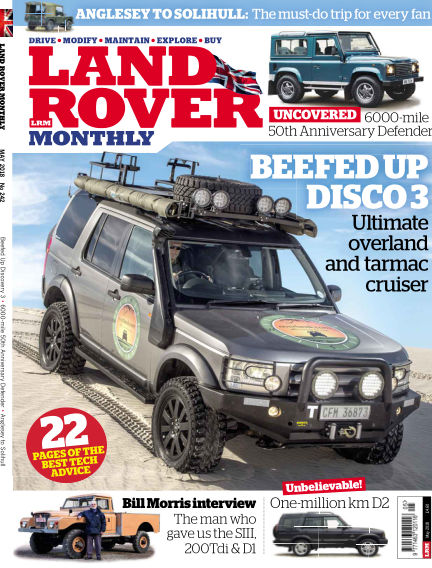 Land Rover Monthly April 04, 2018 00:00