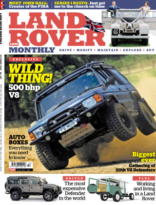 Land Rover Monthly Oct 18