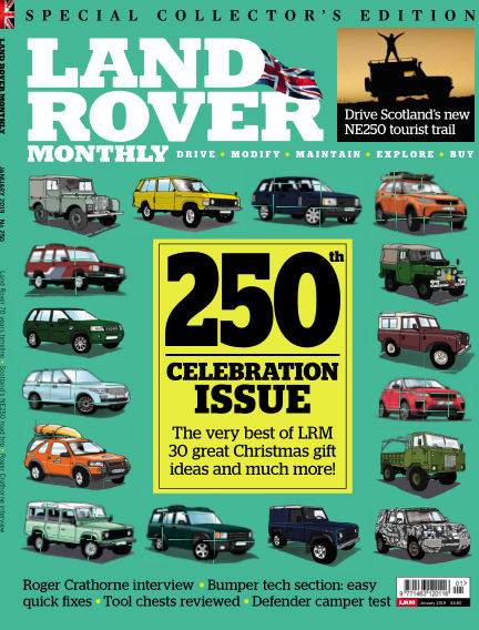 Land Rover Monthly November 14, 2018 00:00