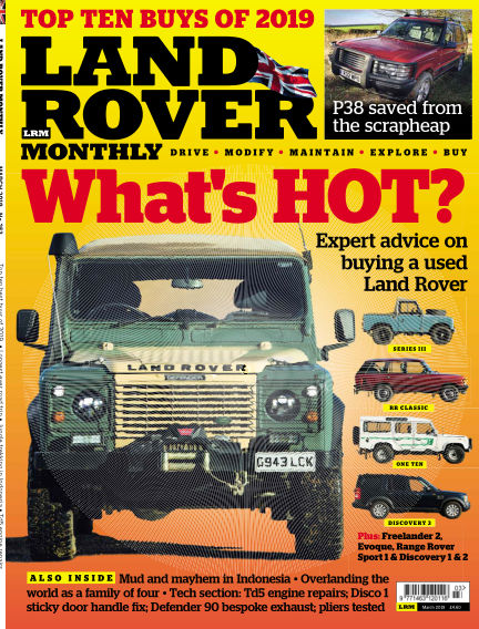 Land Rover Monthly February 06, 2019 00:00
