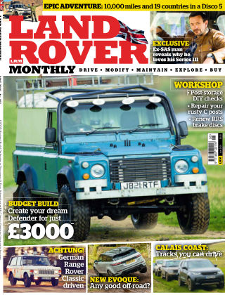 Land Rover Monthly Issue 256