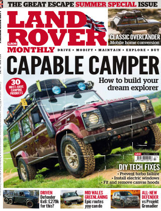 Land Rover Monthly Issue 257