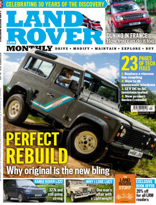 Land Rover Monthly Issue 259
