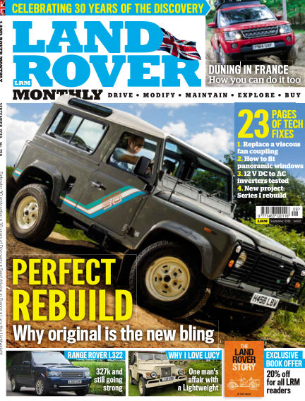 Land Rover Monthly July 24, 2019 00:00