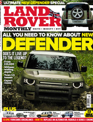 Land Rover Monthly Issue 261