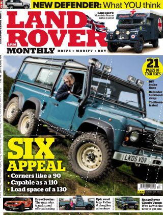 Land Rover Monthly Issue 262