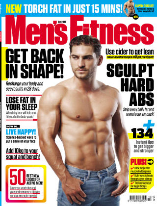 Men's Fitness October18