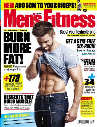 Men's Fitness September 2018