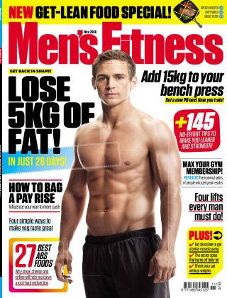 Men's Fitness November 2018