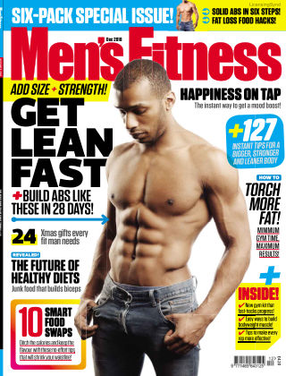 Men's Fitness December 2018